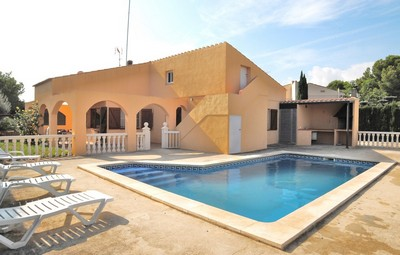 Marina Calafat > villas > CHALET 2B-10