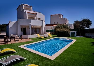Marina Calafat > villas > VILLA ALM-A2 (10/11 Pax)