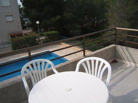 Marina Calafat > apartaments > APARTAMENT GAVIOTA-14 (4/5 pax)