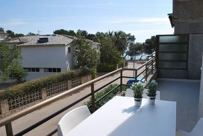 Marina Calafat > appartements > APPARTEMENT GAVIOTA-17 (5 pax)