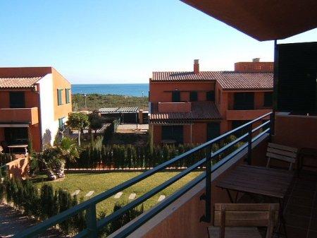 Marina Calafat > appartements > APPARTEMENT J2-P (4/5 pax) M-27 Marina Sant Jordi