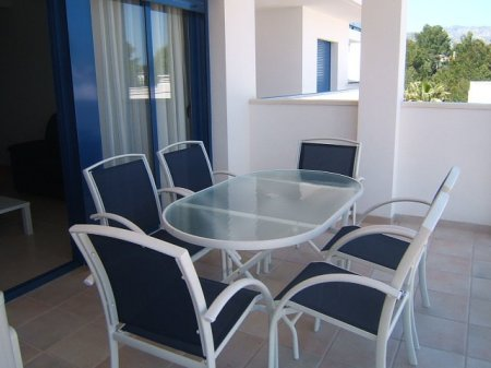 Marina Calafat > apartamentos > APARTAMENTO MARINA-1 (5 pax)