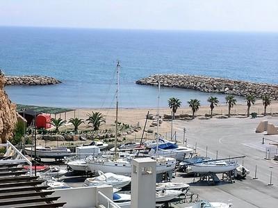 Marina Calafat > apartamentos > APARTAMENTO Port 70B (4/5 pax)