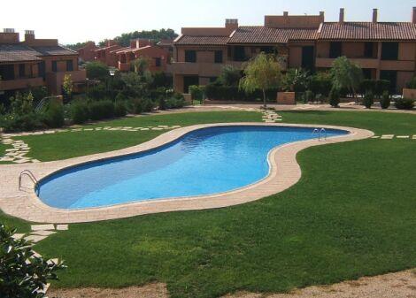Marina Calafat > appartements > APPARTEMENT M1-P1  (5/6 pax) M-28 Marina Sant Jordi
