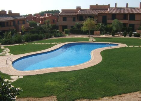 Marina Calafat > apartamentos > APARTAMENTO M1-P1  (5/6 pax) M-28 Marina Sant Jordi