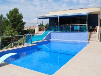 Marina Calafat > villas > VILLA EN SANT JORDI D´ALFAMA